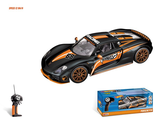 63439 - HOT WHEELS PORSCHE 918 R/C