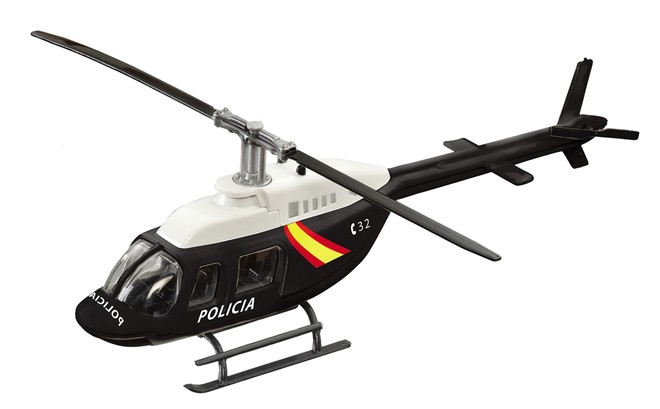 57009 - SET HELICOPTER/CAR SPAIN