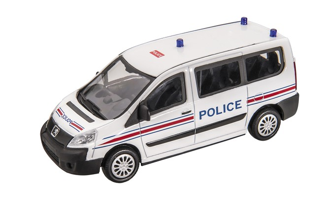 53133 - UTILITY VAN SECURITY FRANCE