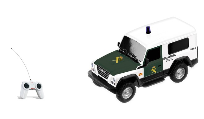 63204 - IVECO MASSIF GUARDIA CIVIL SPAIN SECURITY