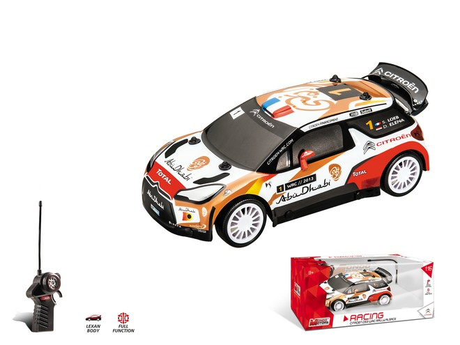 63561 - CITROEN DS 3 WRC RALLY ALSACE
