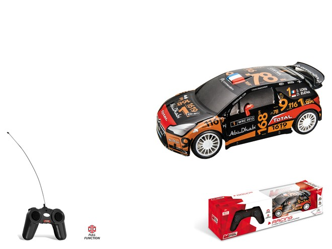 63114 - CITROEN DS3 WRC RALLY ALSACE