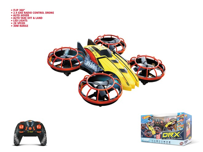 63573 - HOT WHEELS STINGRAY RACING DRONE
