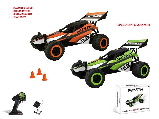 63477 - HIGH SPEED MICRO BUGGY