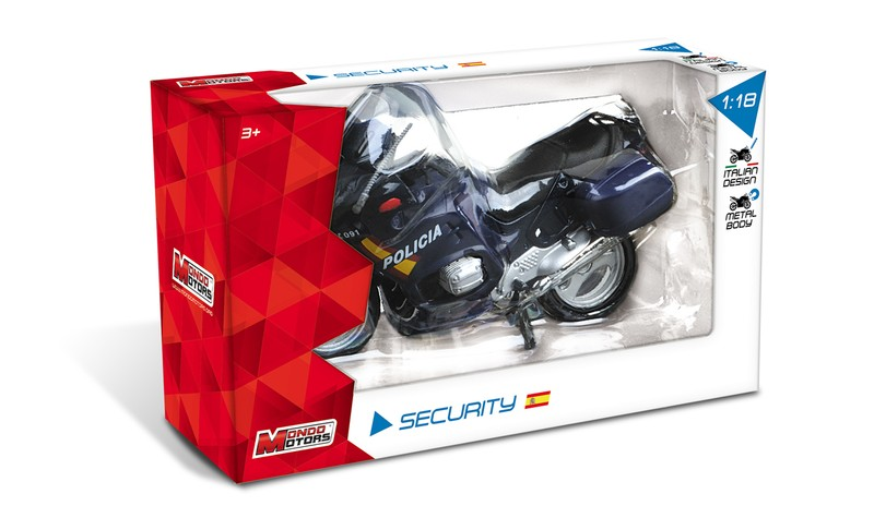 55010 - MOTO SECURITY SPAIN