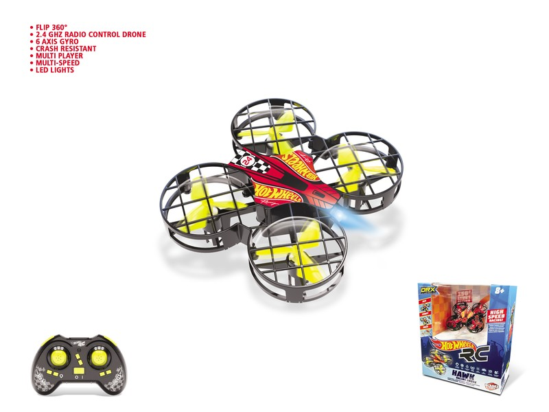 63571 - HOT WHEELS NANO DRONE