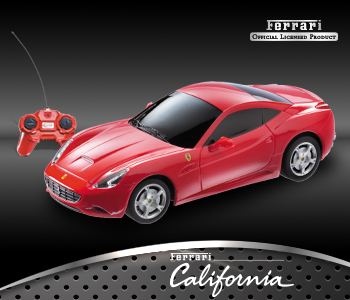 Ferrari California r/c