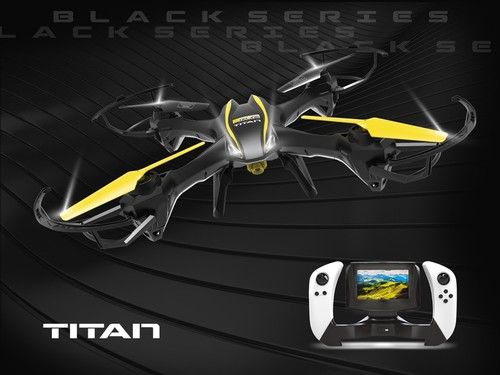 ULTRADRONE BLACK SERIES