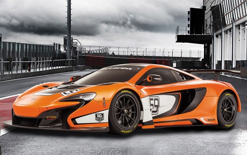 MC LAREN 650S GT3 4WD – 2.4 GHZ